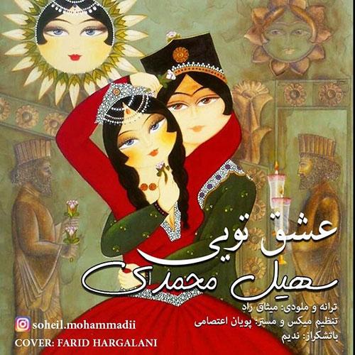سهیل محمدی عشق تویی