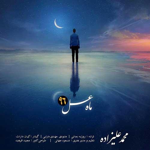 ویدیو محمد علیزاده ماه عسل 96