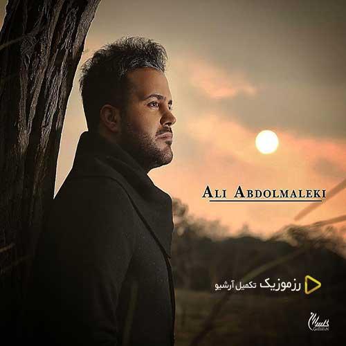 علی عبدالمالکی زود رفتی گلم