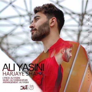 علی یاسینی هر جای شهر