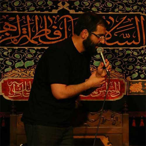 حاج حسین سیب سرخی محرم 98
